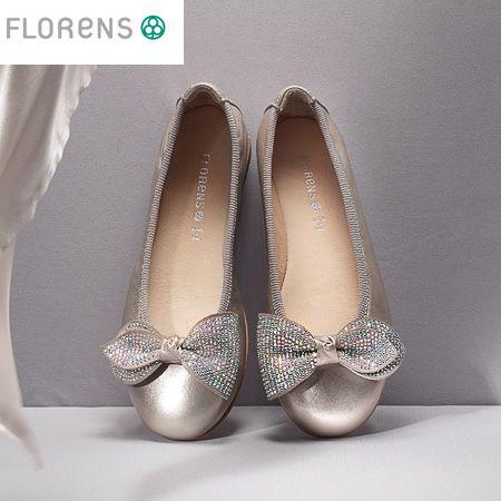 #Ballerine #golden #Florens