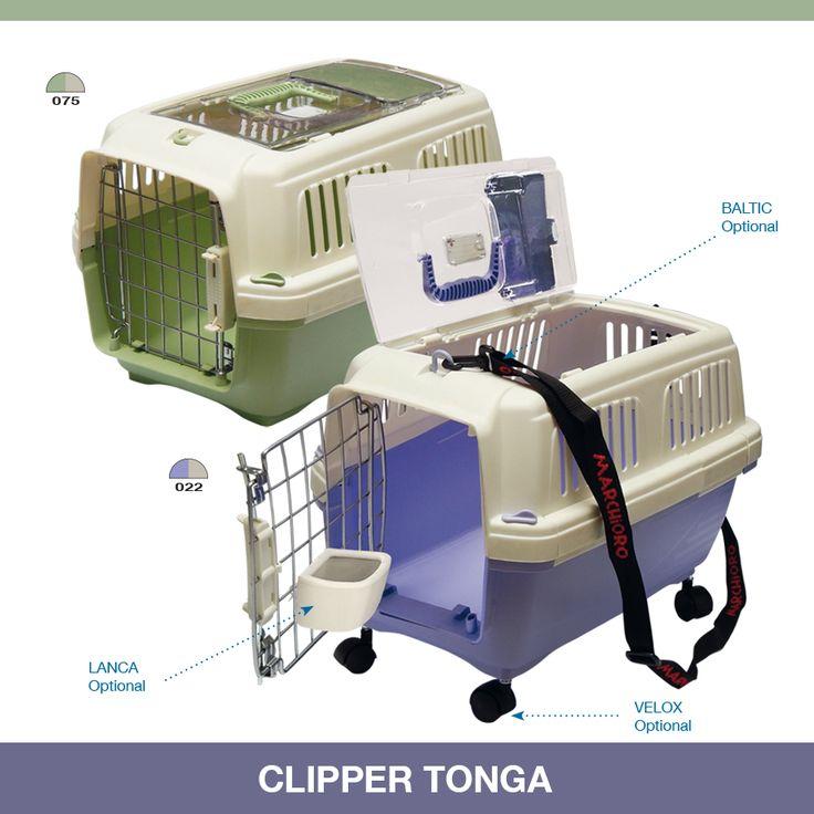 CLIPPER #TONGA  Trasportini per cani e gatti  #marchioro #lineapet #welovepet