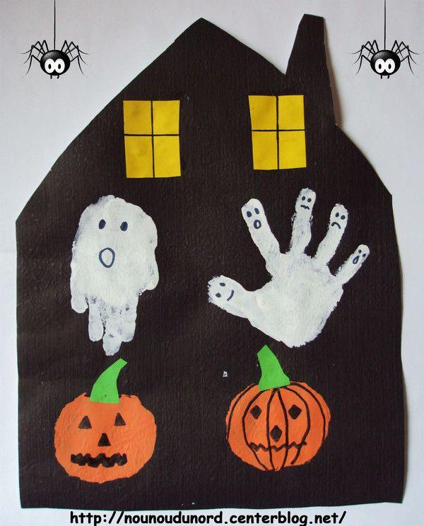 les 73 meilleures images propos de activit s halloween sur pinterest belle bracelets et fils. Black Bedroom Furniture Sets. Home Design Ideas