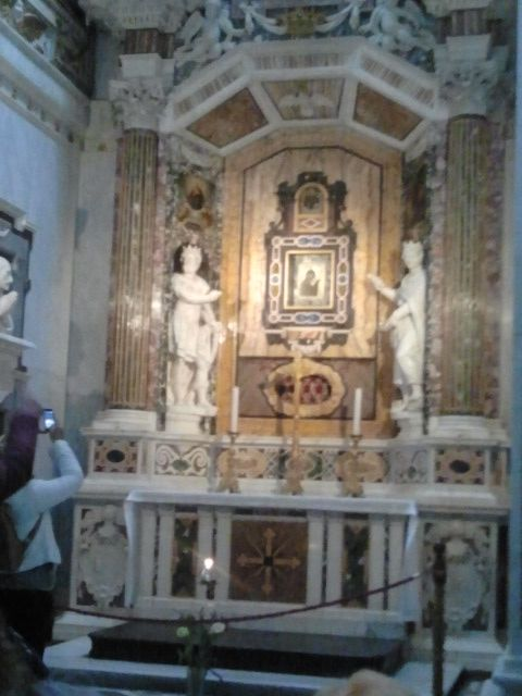 Kápolna a székesegyházban