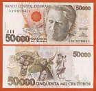 P234    Brasilien / Brazil  50000  Cruzeiros  1992  UNC