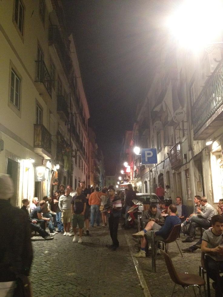 Bairro Alto Lisboa Lisbon