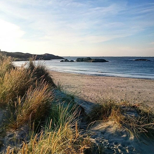 What a beautiful beach. You go visit it! Thankyou very much @baibaozola for this truly amazing picture!  #Beach #Autumn #Stavanger #Norway #Visitnorway #Regionstavanger