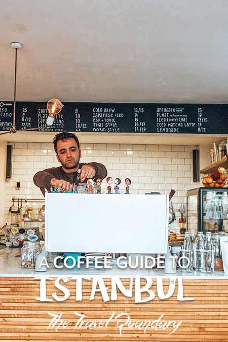 Where To Find Specialty Coffee In Istanbul: The 7 Best Cafes To Visit