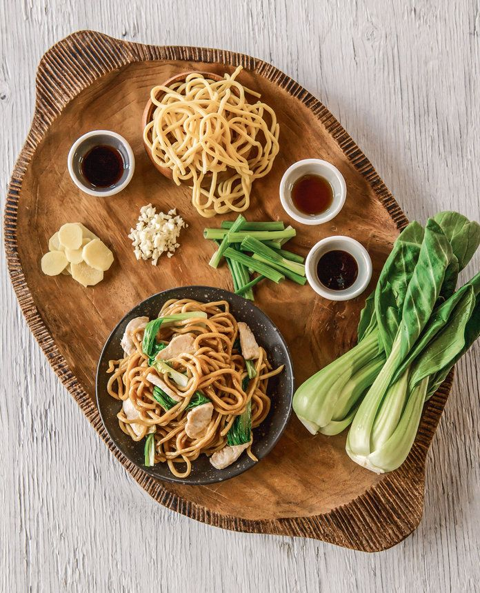 Skip Take Out and Make These Easy Lo Mein Noodles For Dinner - Jet Tila