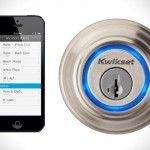 よく鍵をなくすアナタに。iPhoneで開けられるドアロック【Kevo】