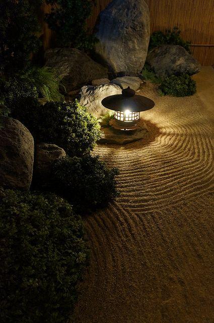 石庭/zen garden