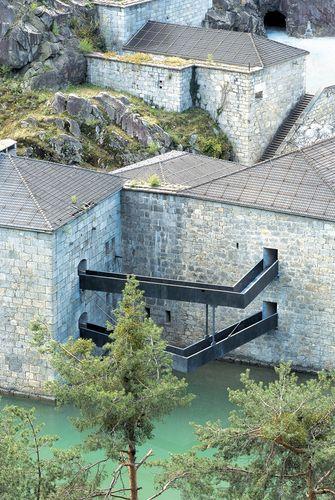 Recupero museale Forte di Fortezza by Markus Scherer, Walter Dietl | Bolzano, Italy