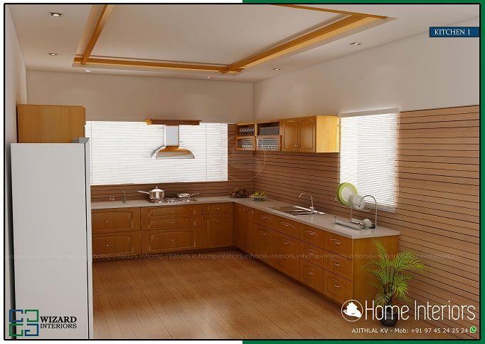 Outstanding Contemporary Home Kitchen Interior Designs Interior Design Kitchen Kitchen Design Color Latest Interior Design