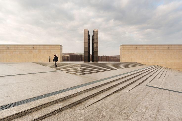SET Architects, Bologna Shoah Memorial, Bologna, Italy