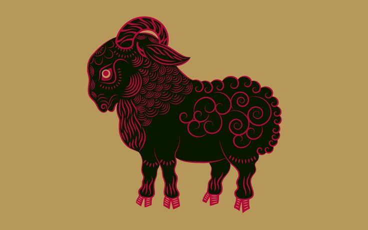 Ya nos empezamos a preparar para el año nuevo chino de la Cabra de Madera #Ecelestiales