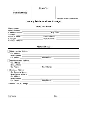 Best Notary Images On   Free Printable Role Models