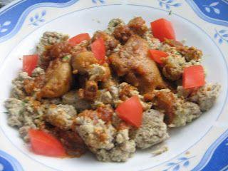 Heni modern konyhája: Nokedli magokból