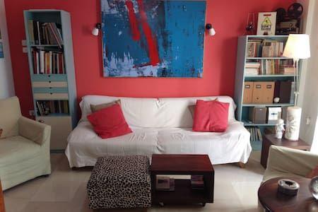 Αrtistic flat in Center of Piraeus - Pireas - Wohnung