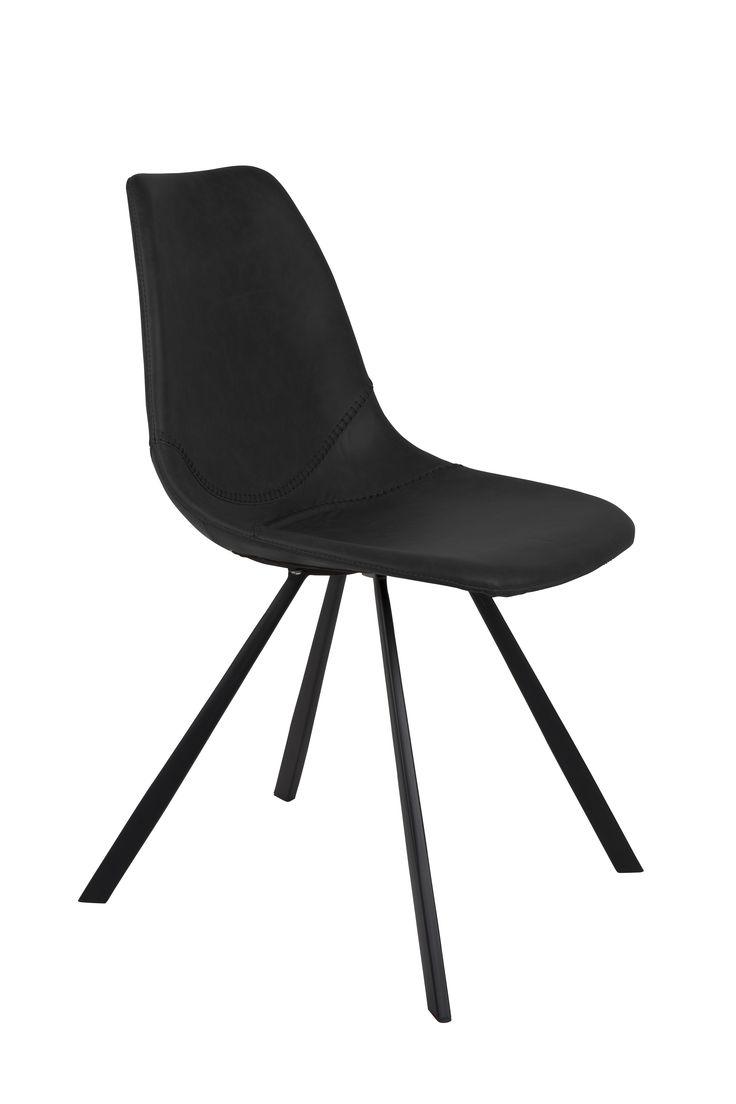 Franky chair black