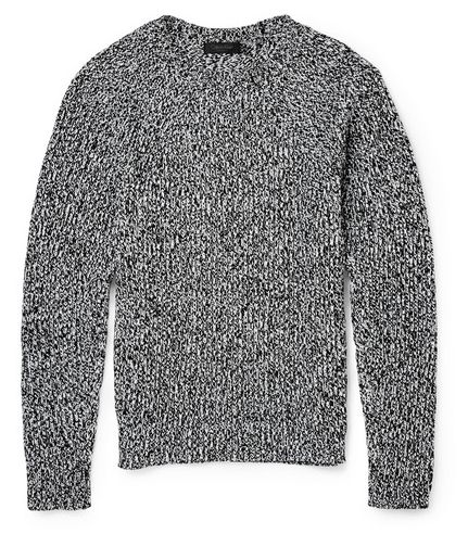 Calvin Klein Collection, Sweater, Mr. Porter http://www.tpgstyle.com/2015/01/the-edit-picks-of-month-january.html