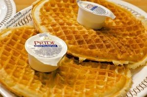 Waffle House Waffles is listed (or ranked) 2 on the list Waffle House Recipes