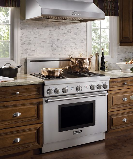 The Best 36 Inch Dual Fuel Professional Ranges (Reviews / Ratings / Prices)