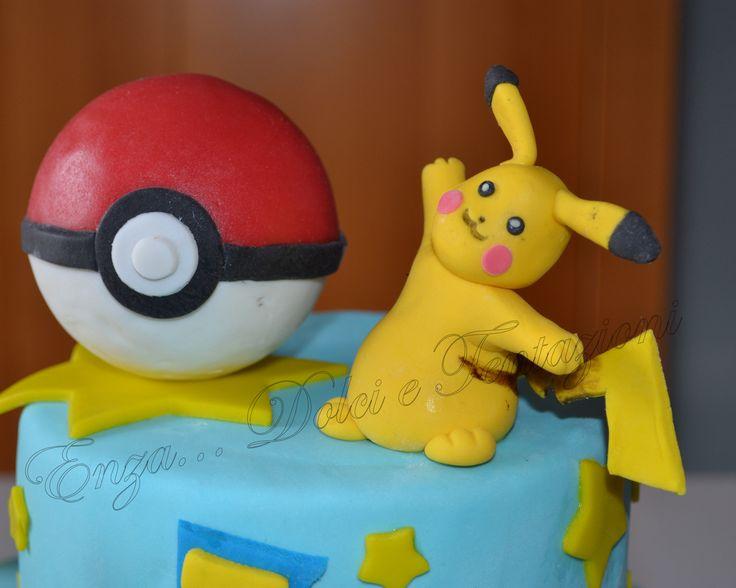 Pikachù... Pokemon