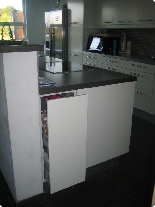 keukeneiland met extra kasten | IKEA Family