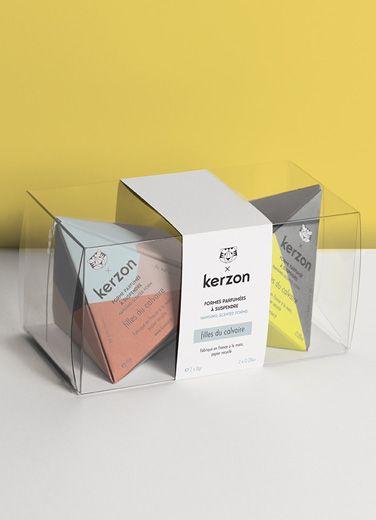 Kerzon X Papier Tigre - scented forms