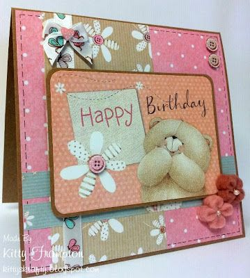 Made using Docrafts Kraft Notes. For more info please see my blog - http://kittyskrafty.blogspot.co.uk/2013/03/kraft-notes-quickie.html