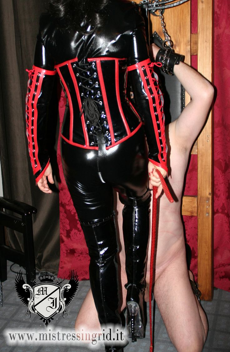 Mistress Ingrid Brescia Padrona Italiana BDSM Latex. http://www.mistressingrid.it