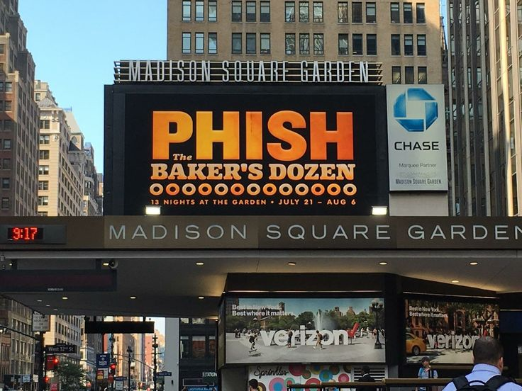 985 best phish images on pinterest phish posters poster - Phish madison square garden tickets ...