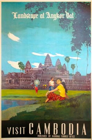 Nibduck loves Cambodge
