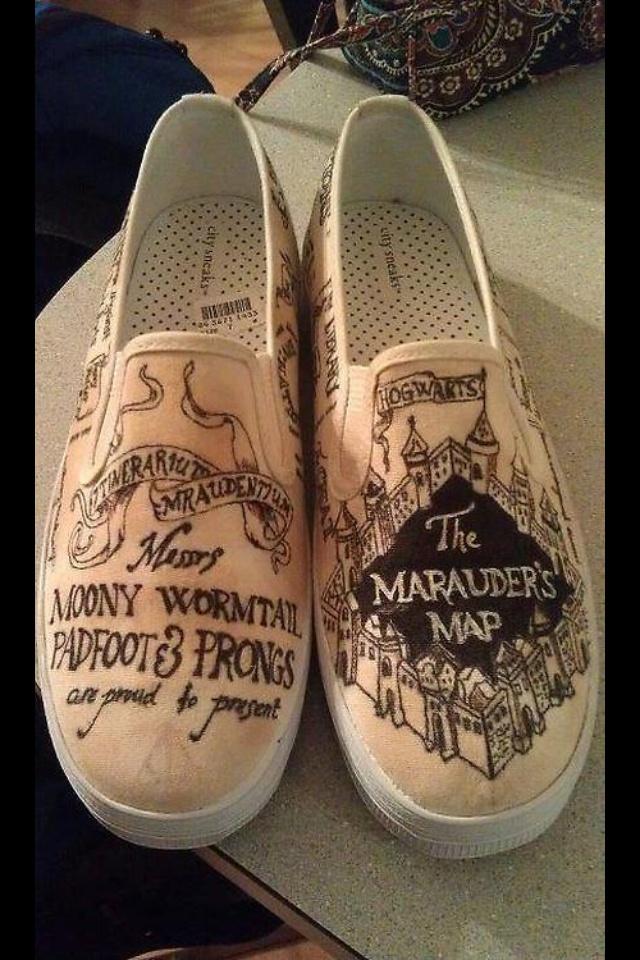 Harry potter sneakers
