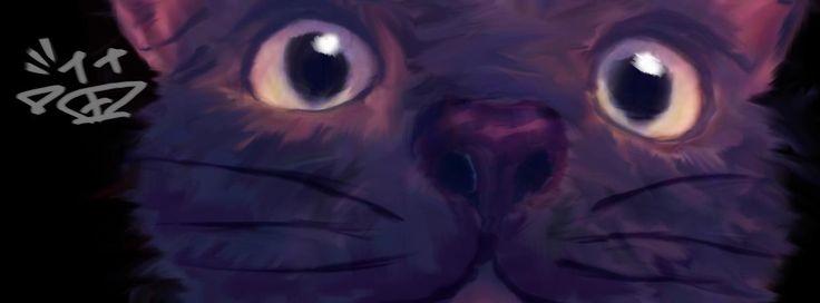 C A T design sketch photoshop draw painting art cat