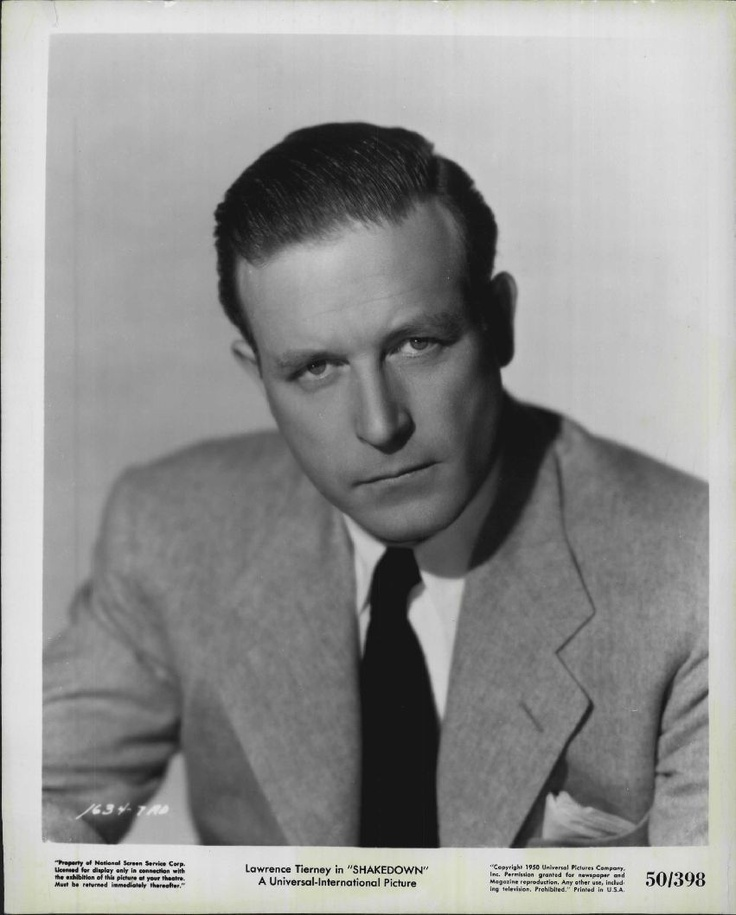 lawrence tierney red