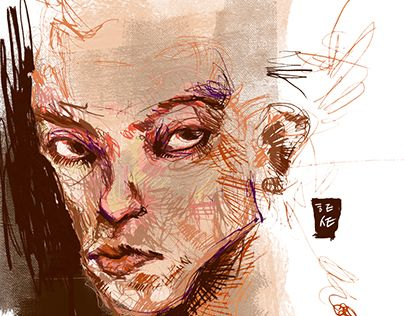 """Check out new work on my @Behance portfolio: """"Emotional lines"""" http://be.net/gallery/52289963/Emotional-lines"""