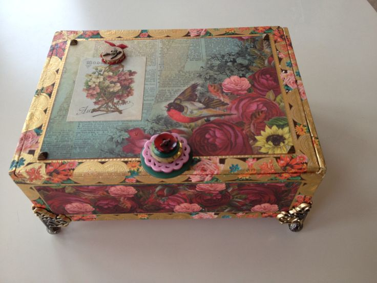 25 best ideas about altered cigar boxes on pinterest for Cardboard cigar box crafts