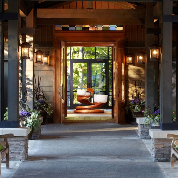 @The Lodge at Woodloch ...A Destination Spa Resort in Hawley, PA | Organic Spa Magazine's 2013 Top 10 #Organic Spa Awards | #OrganicSpaMagazine: Beautiful Spas, Woodloch, Spa Pennsylvania, Destinations Spathink, Destinations Spas, Spa Vacations, Pennsylvania Resorts, Spa Resorts, Lodges