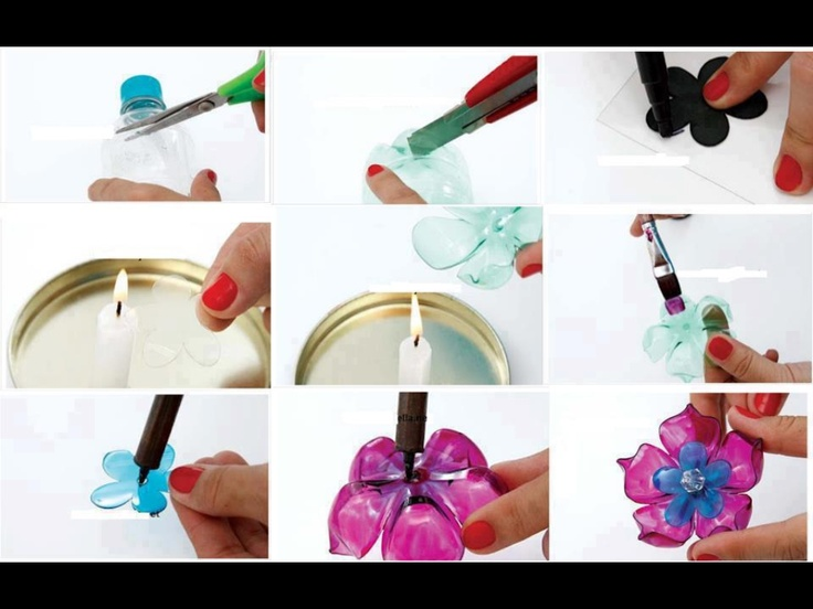 Flowers Diy Crafts Home Made Easy Craft Idea Ideas Do It Yourself Projects Handmade