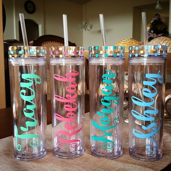 Custom Tumbler One Personalized by KrisMattShop on Etsy