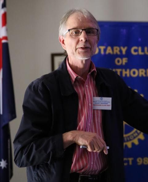 Prof. Clive  May: Development Of Improved Treatments For Heart Disease, #Sepsis & Spinal Cord Injury: An Exciting Time! is a research professor at the #Florey Institute of #Neuroscience and #Mental #Health at the University of Melbourne and Head of the Neuro-#cardiovascular laboratory.  Very interesting address!