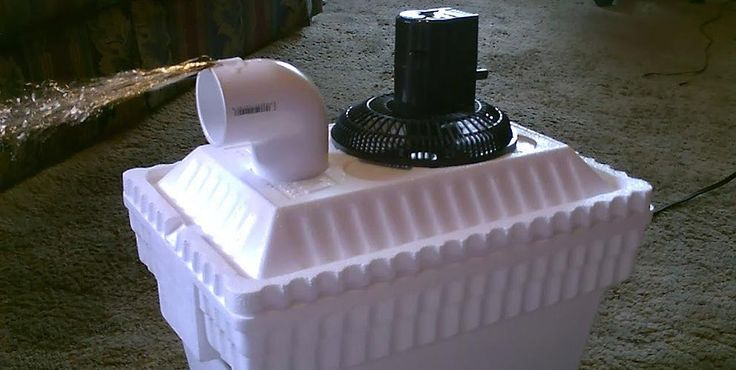 Un aparato de aire acondicionado casero y low cost - Noticias de Tecnología