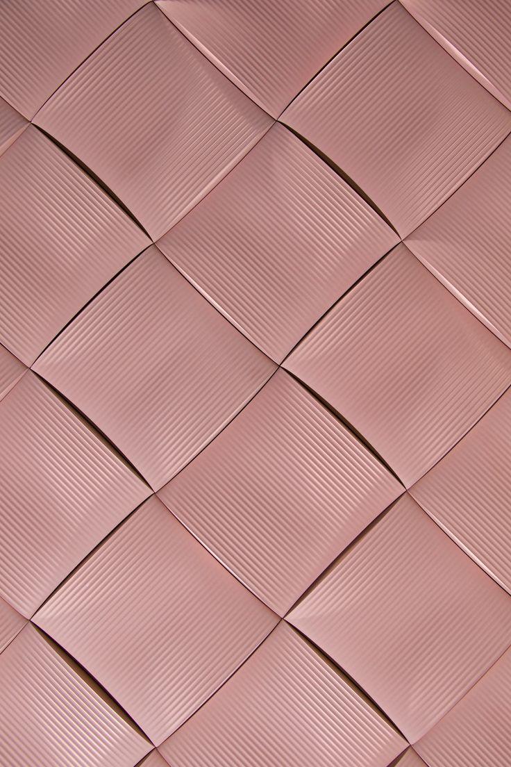 Weave Concrete Tiles by Note Design Studio for KAZA Concrete - Design Milk