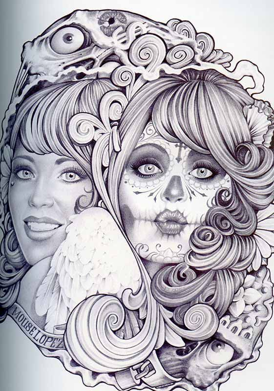 41 Best Images About Chicano Art On Pinterest