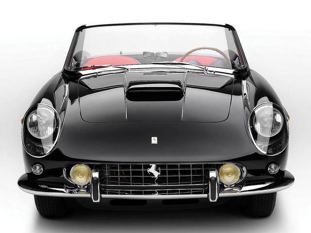 Ferrari 400 Superamerica Cabriolet by Auto Clasico, via Flickr