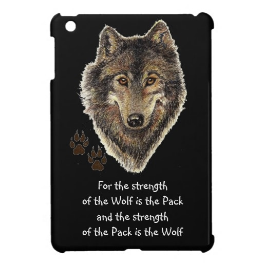 17 Best Wolf Pack Quotes On Pinterest