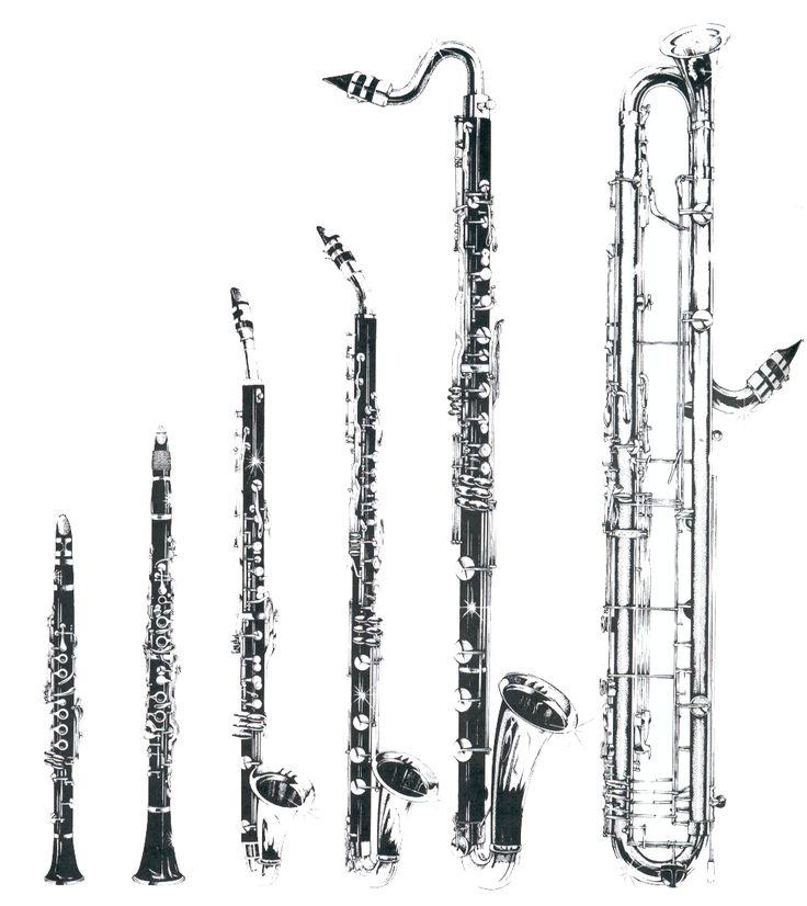 Clarinet Family 60x60 photo