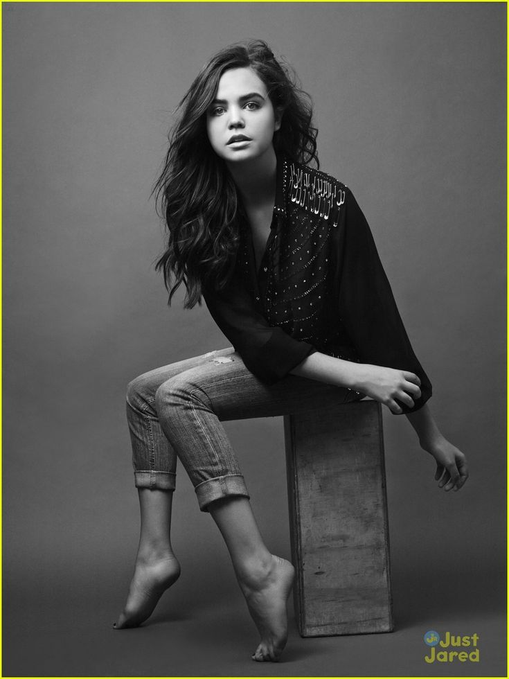 Bailee Madison On 'More Than A Word' Campaign: 'There Was An Overwhelming Response': Photo #904152. Bailee Madison's