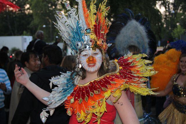 Copenhagen Carnival 2011.