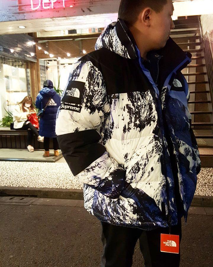 0b3d77b88 ☆CLOSED☆ Supreme 17AW THE NORTH FACE Mountain Baltoro Jacket 各 ...