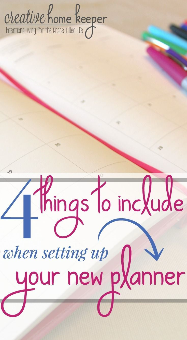 The beginning of the year welcomes a fresh start & these can't miss tips to include when setting up your new planner for the year are a must! Taking time to do some intentional planning now will pay off all year long! via @victoriaosborn