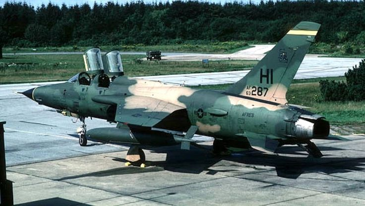 "136 Best Republic F-105 Thunderchief ""Thud"" Images On"