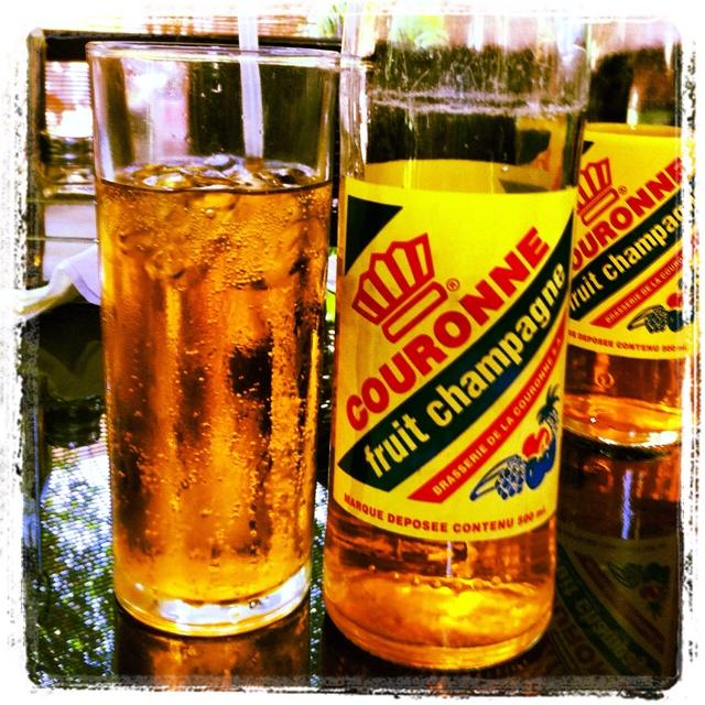 Favorite Soda ! Bon bagay... Haiti